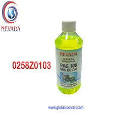 ACEITE REFRIG PAG (100) U/V R-134-A (8 ONZAS) NEVADA USA
