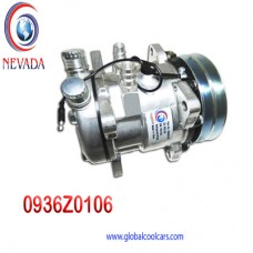 COMPRESOR 505 STD R-134-A 8 OREJAS O-RING 2A NEVADA ASIA