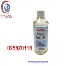 ACEITE REFRIG PAG (150) R-134-A (8 ONZAS) NEVADA USA