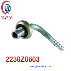 "FITTING UNIVERSAL # 06 (5/16"") 90° C/RAPIDA MACHO NAC"