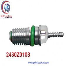 GUSANILLO UNIVERSAL R-134-A (PAQ.100) NEVADA ASIA