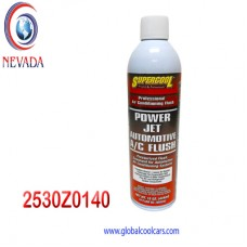 POWER FLUSH LIMPIADOR DE A/C AUTOMOTRIZ EN AEROSOL 15oz USA