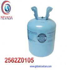 CILINDRO DE GAS R-134-A (13.62 Kg / 30 lb) ASIA