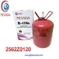 CILINDRO DE GAS R-410-A (11.3 Kg / 25 lb ) NEVADA ASIA