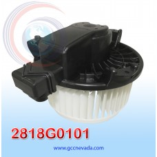 BLOWER MOTOR TOYOTA HILUX AÑO 08/09 / FORTUNER 08/10 12V C/T NEVADA ASIA