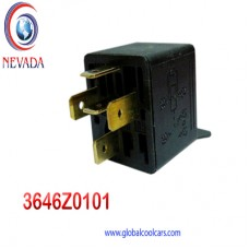 RELAY UNIVERSAL BOSCH 12V 40A 5 PINES ASIA